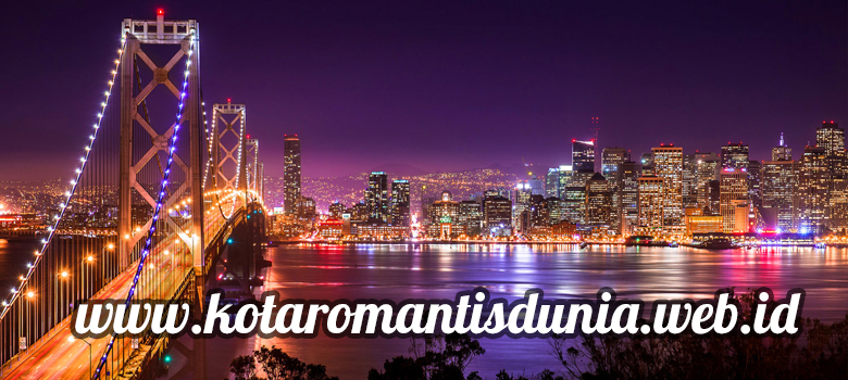 Kota Romantis Di San Francisco