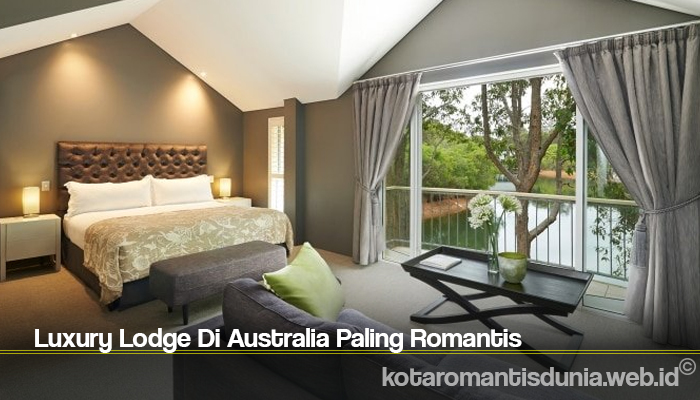 Luxury Lodge Di Australia Paling Romantis
