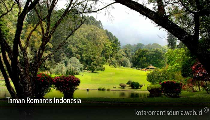 Taman Romantis Indonesia